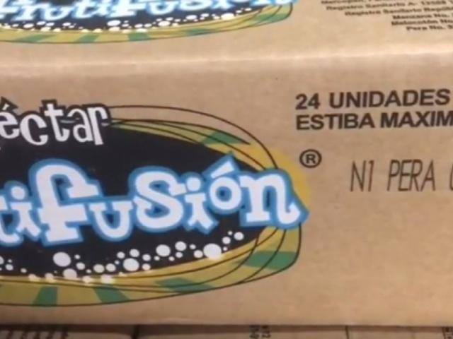 U2 DIESEL IMPRESIÓN EN CAJAS DE CARTÓN